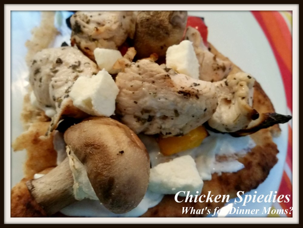 Chicken Spiedies (2)
