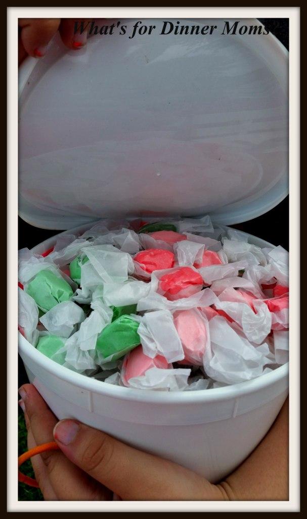 Fair - Taffy Bucket