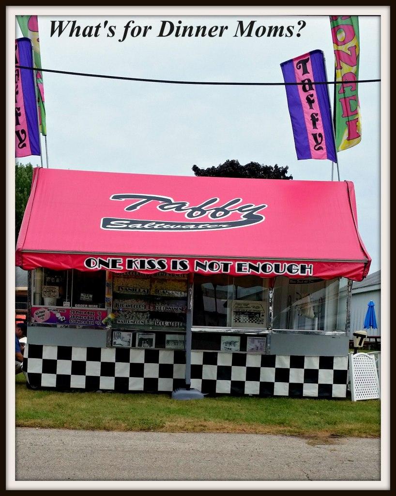 Fair - Taffy Stand