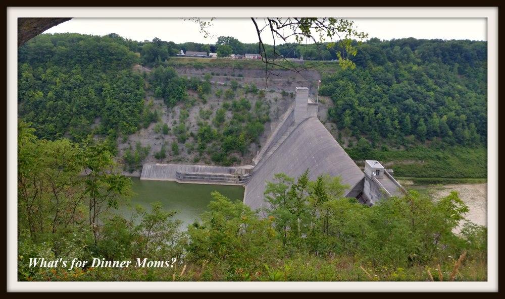 Letchworth Dam