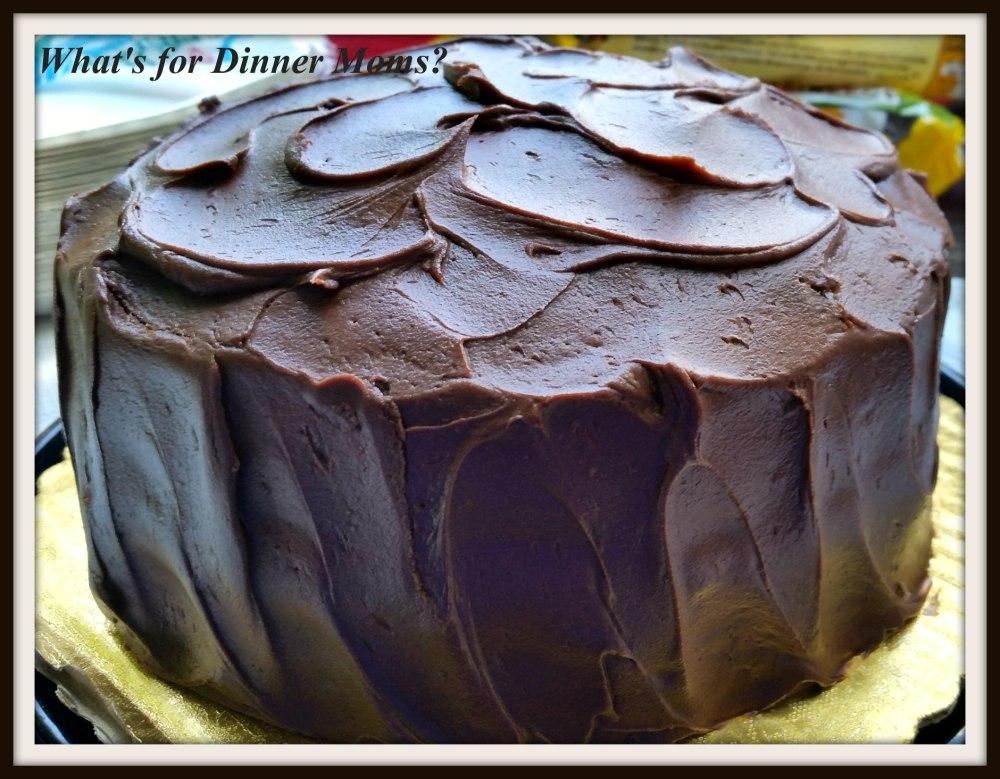Letchworth Park - Picnic Cake