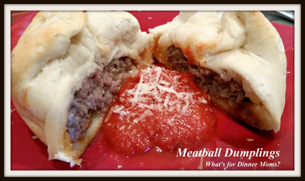 Meatball Dumplings