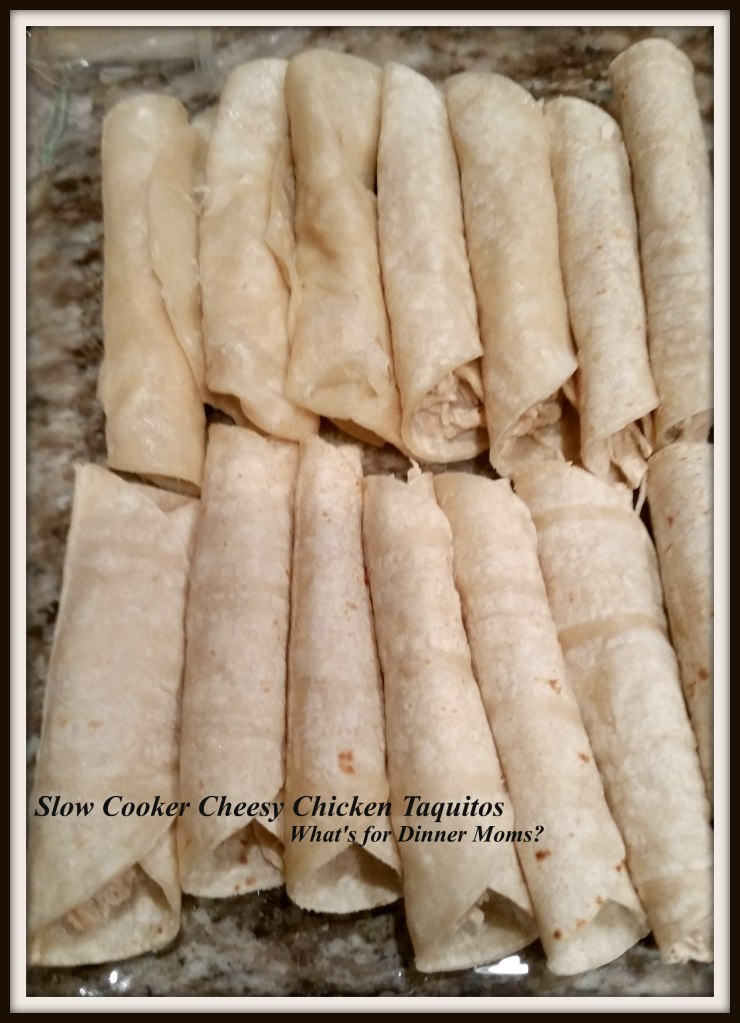slow-cooker-cheesy-chicken-taquitos-rolled
