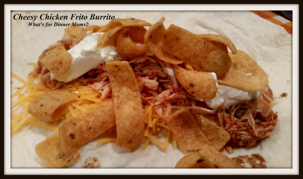 cheesy-chicken-frito-burrito