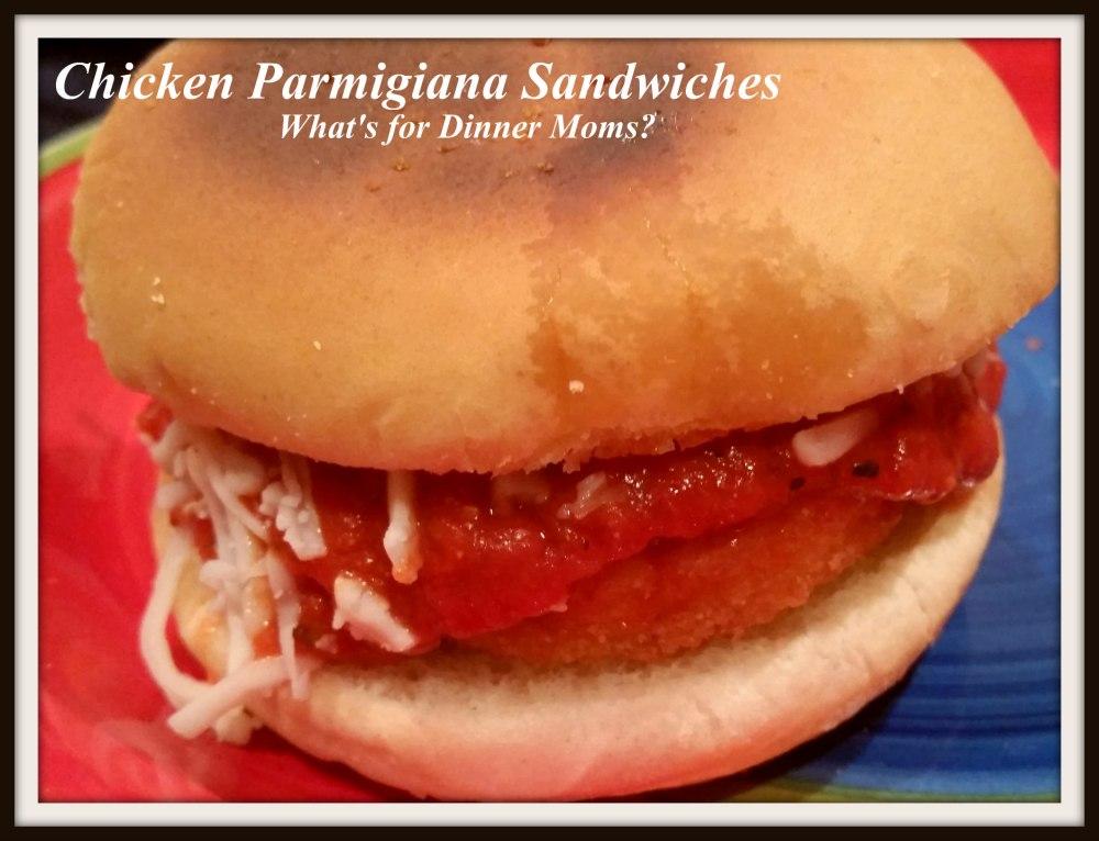 chicken-parmigiana-sandwiches