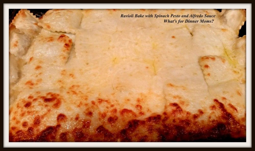 ravioli-bake