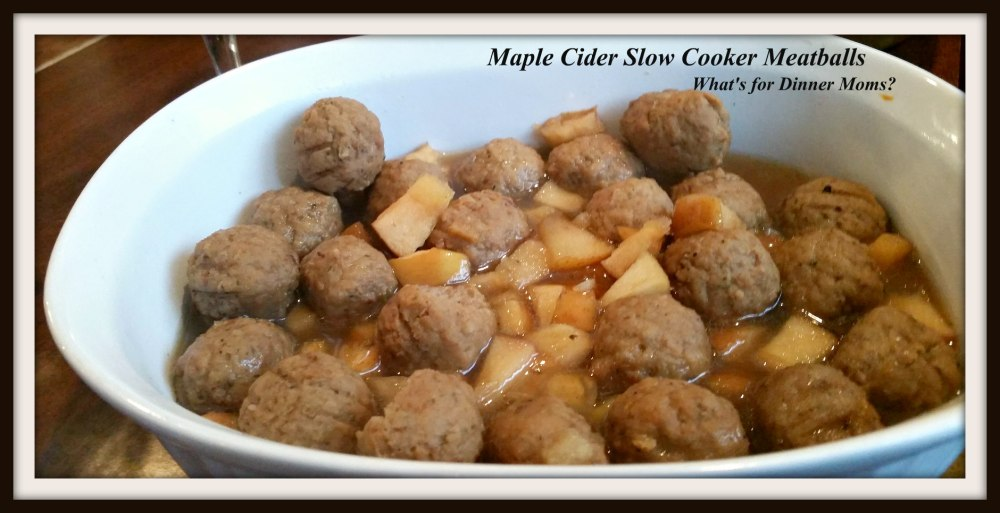 maple-cider-slow-cooker-meatballs