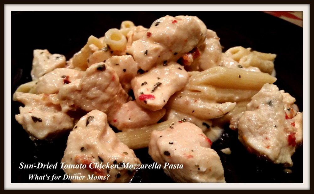 sun-dried-tomato-chicken-mozarella-pasta