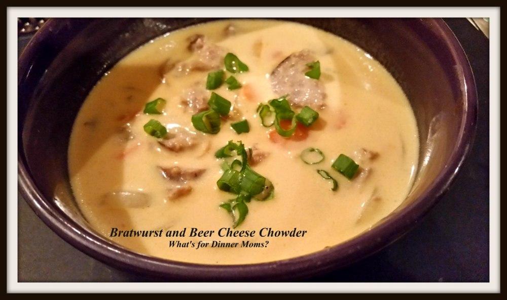 bratwurst-and-beer-cheese-chowder
