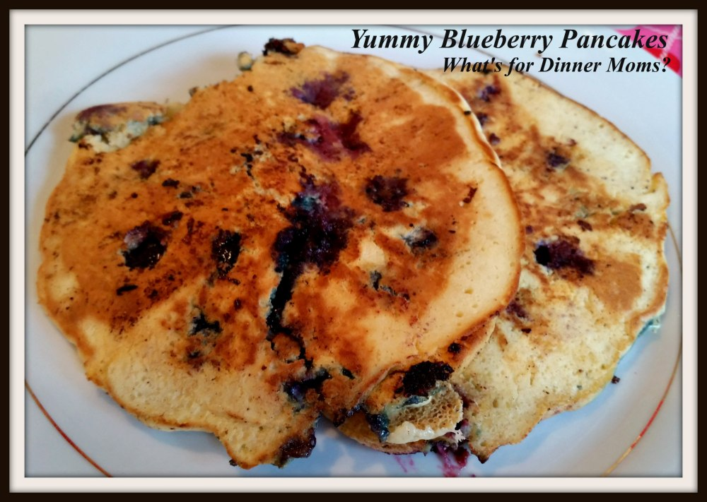 yummy-blueberry-pancakes