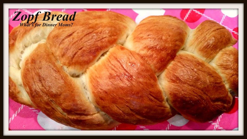 zopf-bread