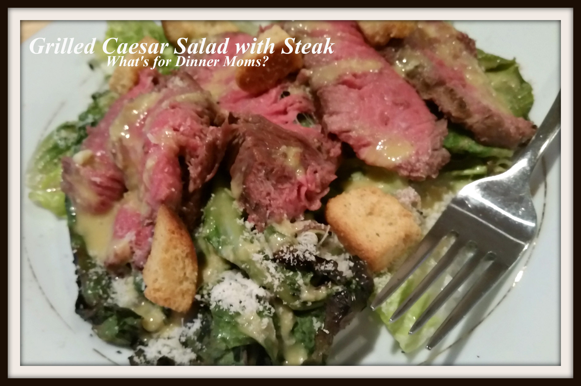 Grilled Romaine Steak Caesar Salad – The Militant Negro™